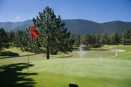 Club de Golf Bosques de Monterreal Cover