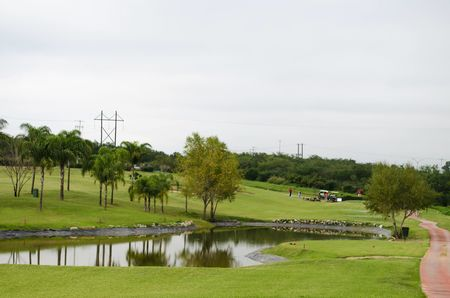 El Sol de Vergel Golf Club Cover