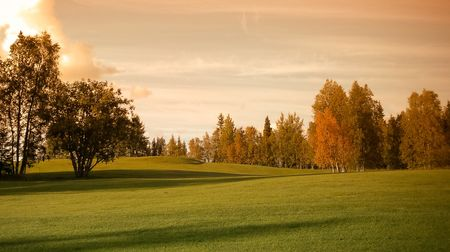 Overview of golf course named Kuusamo Golf