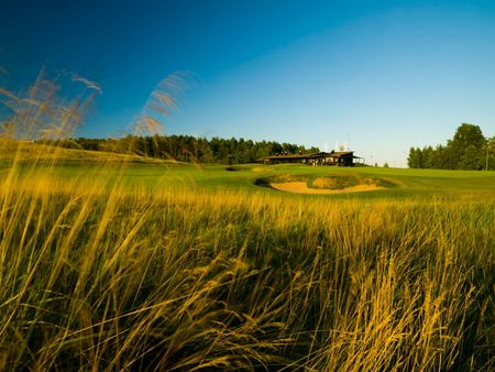 Overview of golf course named Vuosaari Golf Helsinki