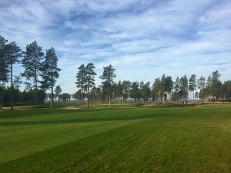 Overview of golf course named Virpiniemi Golf