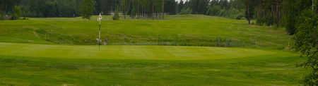 Overview of golf course named Rauma Golf