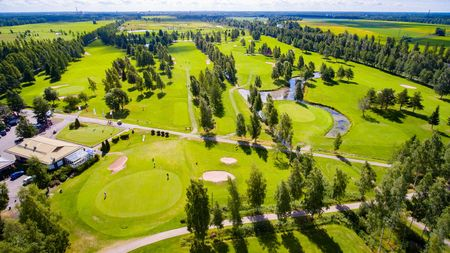 Overview of golf course named Porin Golfkerho - Kalafornia