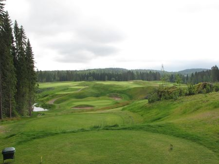 Overview of golf course named Lahden Golf