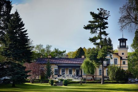 Wierzchowiska Golf and Country Club Cover
