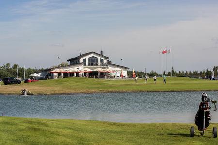 Overview of golf course named Wielkopolski Klub Golfowy Sypniewo