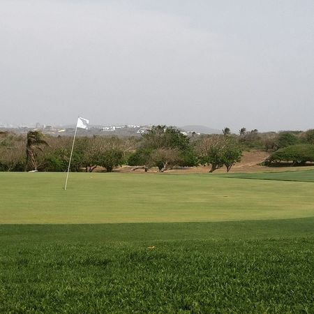 Overview of golf course named Barranquilla Country Club