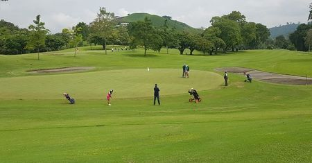 Manizales Golf Course Cover Picture
