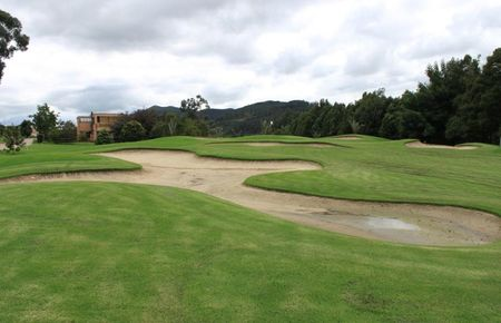 Overview of golf course named Aposentos Golf Club