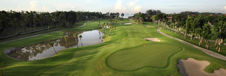 Overview of golf course named Nsrcc Safra Resort - Changi Course