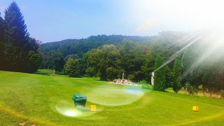 Overview of golf course named Golfovy Klub Alpinka Kosice