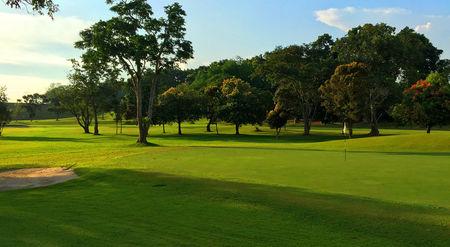 Executive Golf Course Cover