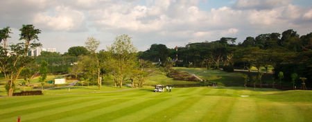Overview of golf course named Sembawang Country Club