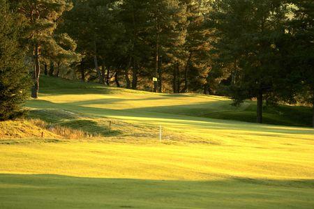 Golf Club Scotland Cover Picture