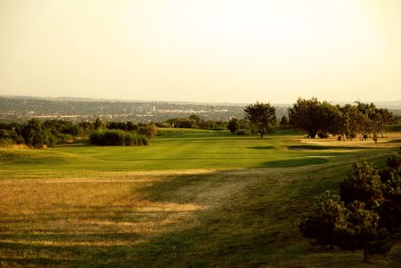 Overview of golf course named Budapest Highland Golf Club