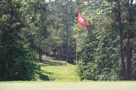 Overview of golf course named Jarabacoa Golf Club