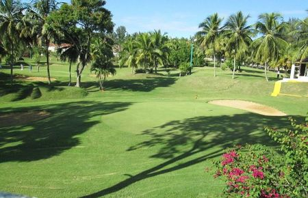 Overview of golf course named Isabel Villas Country Club