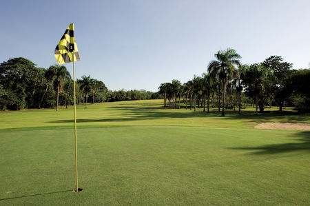 Overview of golf course named Cayacoa Golf Club