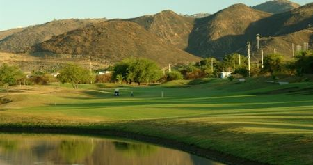 Overview of golf course named El Legado Golf Resort