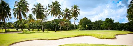Fort Buchanan Golf Course Cover Picture
