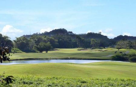 Las Bambuas Golf Course Cover