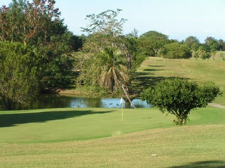 Overview of golf course named Club Deportivo Del Oeste