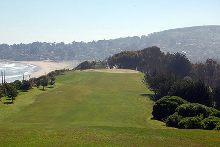 Overview of golf course named Cachagua Golf Club