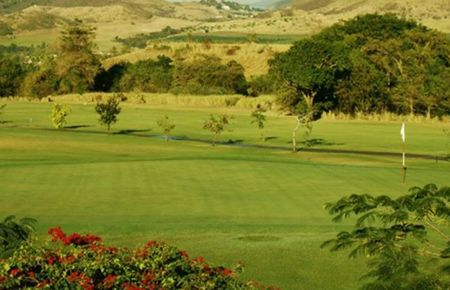 Overview of golf course named Coamo Springs Golf and Tennis Club