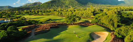 Overview of golf course named Tamarina Golf Club