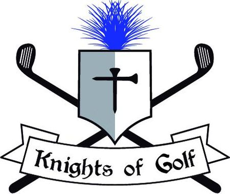Knights of Golf  logo