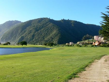 Santa Augusta de Quintay Golf Club Cover Picture