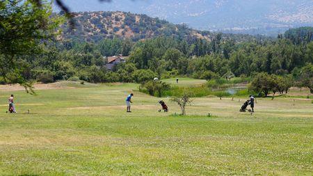 Pirque Principal Golf Club Cover Picture