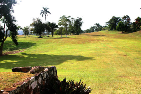 Overview of golf course named Manchester Club