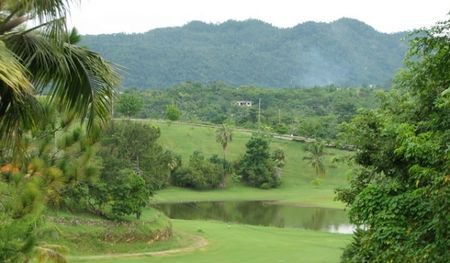 Overview of golf course named Negril Hills Golf Club