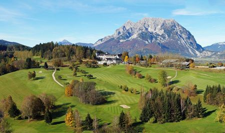 Overview of golf course named Golf and Country Club Schloss Pichlarn