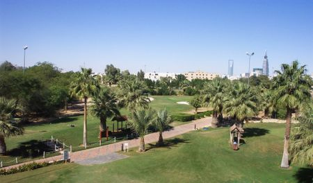 Overview of golf course named Intercontinental Riyadh Palms Golf Club