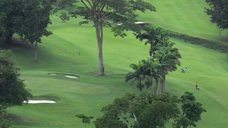 Overview of golf course named Saint Andrew's Golf Club