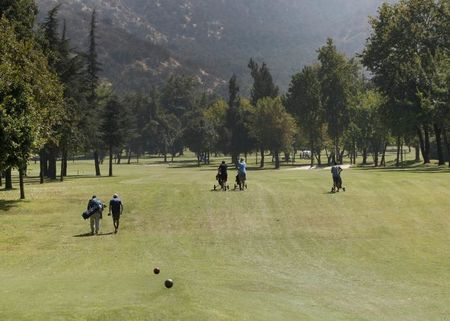 Overview of golf course named San Cristobal Golf Course