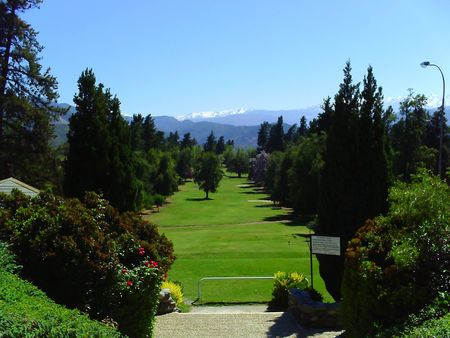 Overview of golf course named Coya Country Club