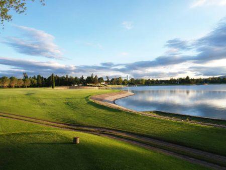 Club de Golf San Gil Cover