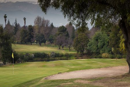 Overview of golf course named Lomas de La Dehesa Golf Club