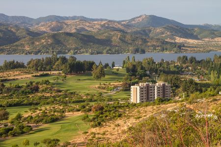 Overview of golf course named Marina Rapel Golf Club