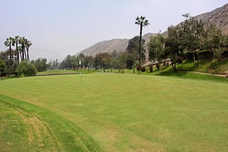 Overview of golf course named Country Club La Planicie