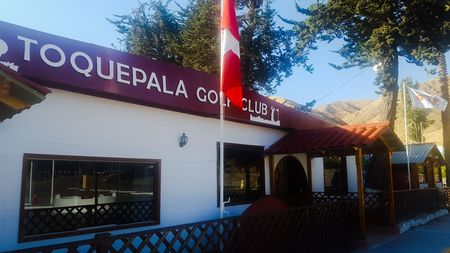 Toquepala Golf Club Cover Picture
