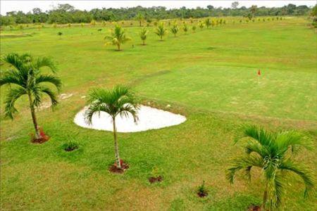 Amazon Golf Course Cover Picture