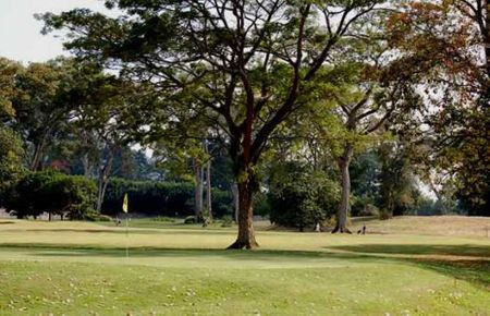Overview of golf course named La Cumaca Golf Club