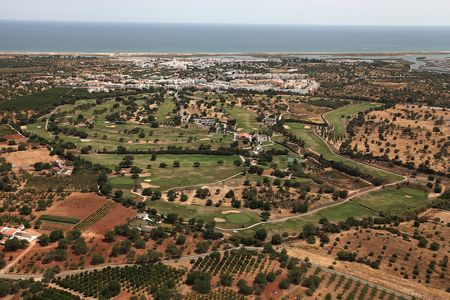 Overview of golf course named Benamor Golf