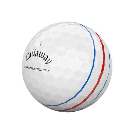 Ball Chrome Soft X Triple Track Callaway Golf Picture