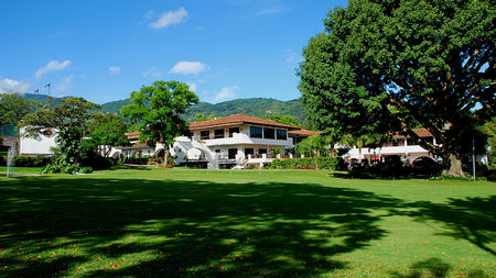 Costa Rica Country Club Cover