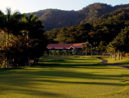 Overview of golf course named Los Delfines Golf and Country Club